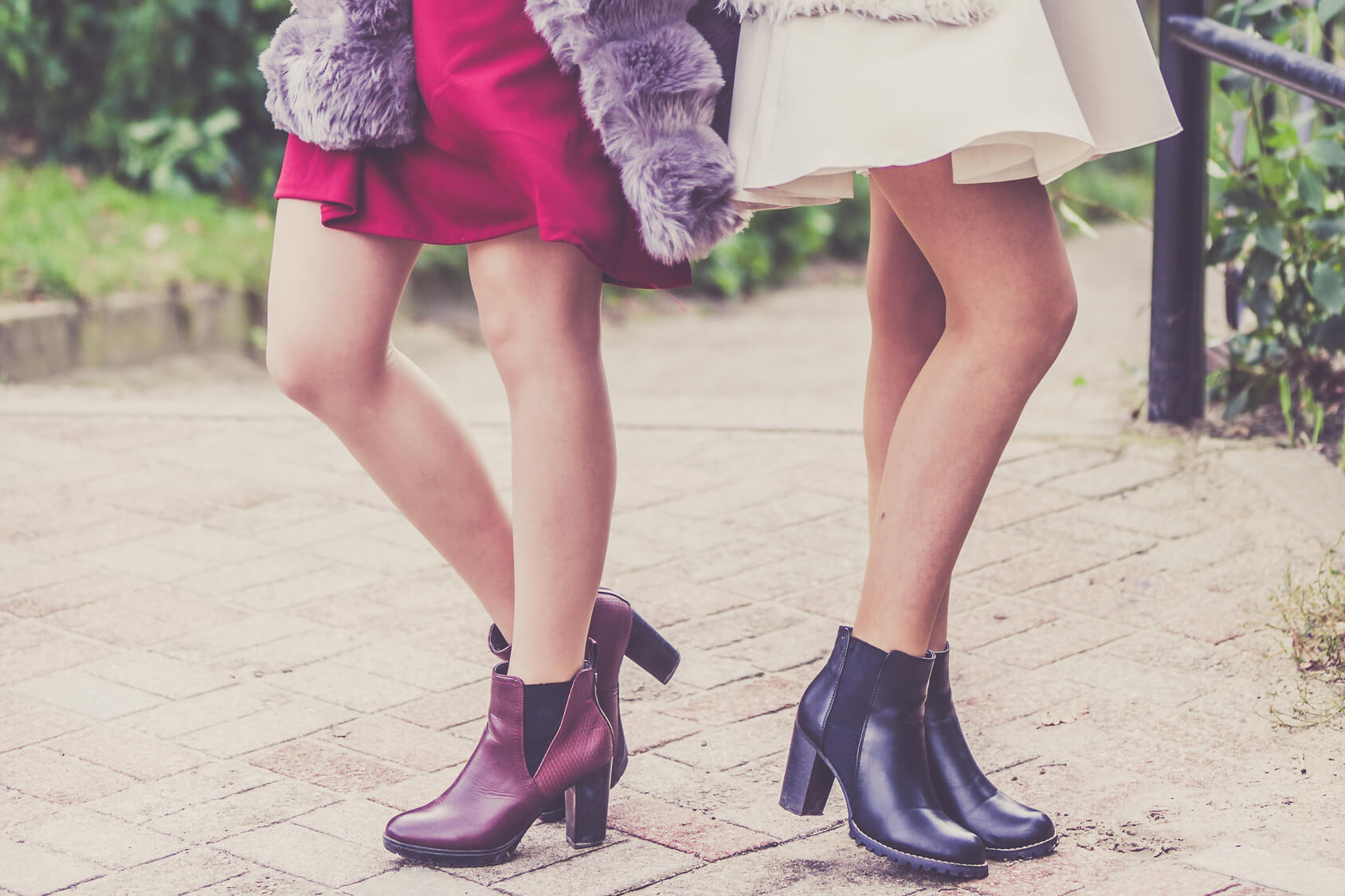 buty damskie botki